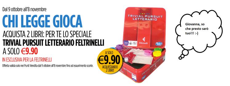 Promo Feltrinelli
