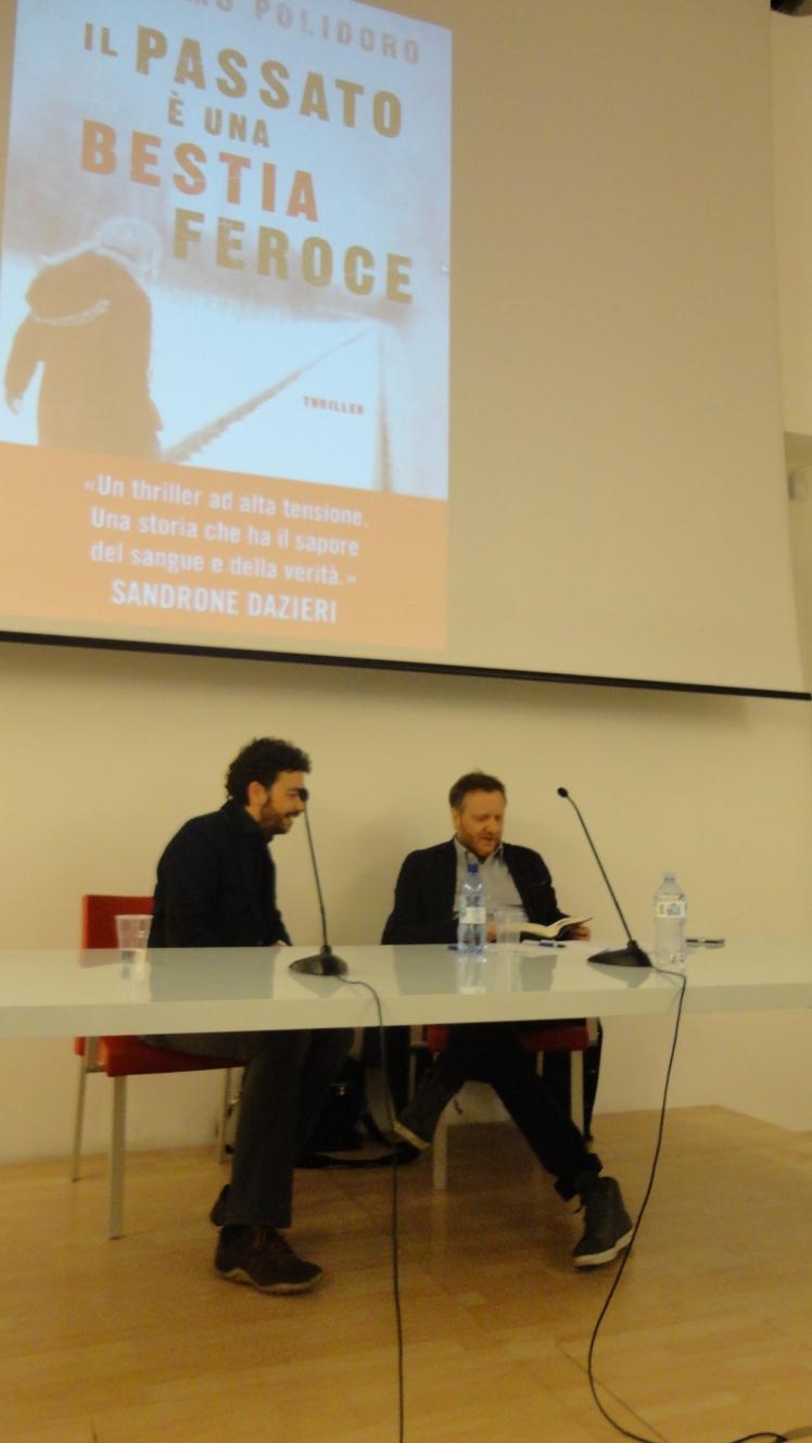 Presentazione del libro a Milano